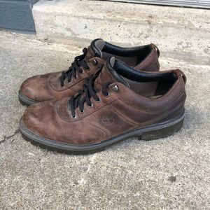 TIMBERLAND Rustic Leather Casual Boot Shoes 13